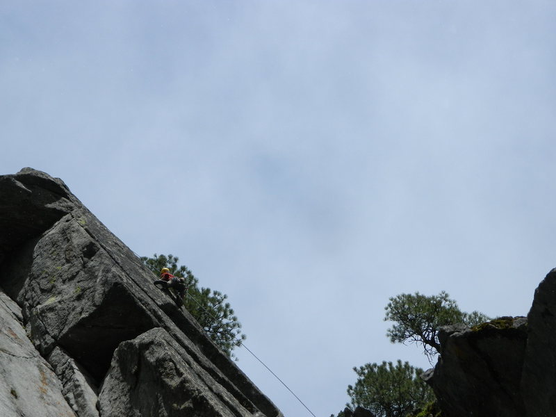 Rock Climbing Photo: Ripples