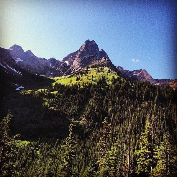 Cutthroat Peak