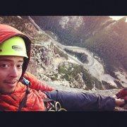 Rock Climbing Photo: WA pass spires