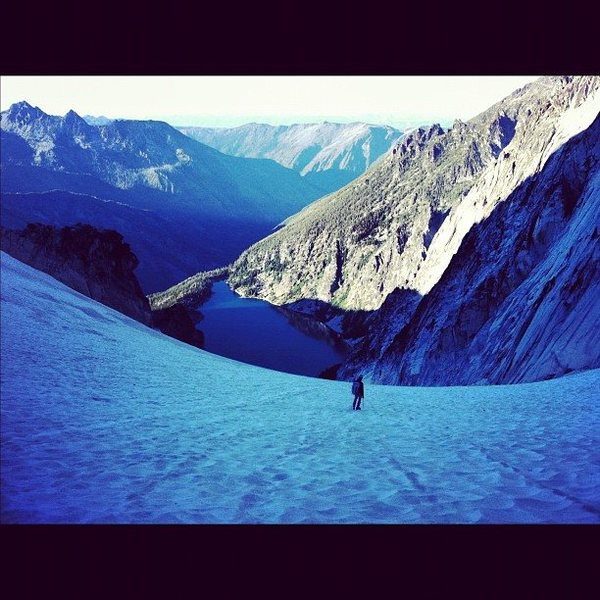Colchuck Peak WA