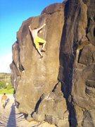 Rock Climbing Photo: Waimea Bay