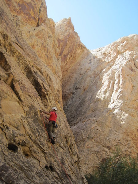 Rock Climbing Photo: John Bald.
