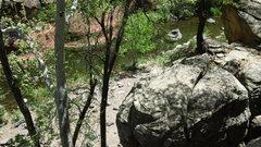 Rock Climbing Photo: Oak Creek