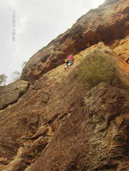 Rock Climbing Photo: Kaboom