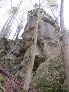 "Rock Climbing Photo: The Sector ""Geht schon"""