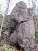 Rock Climbing Photo: Abseits