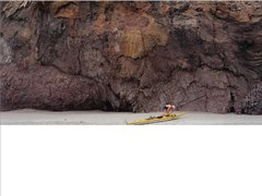 "Rock Climbing Photo: Mode of transportation to the ""Beach Wall&quo..."