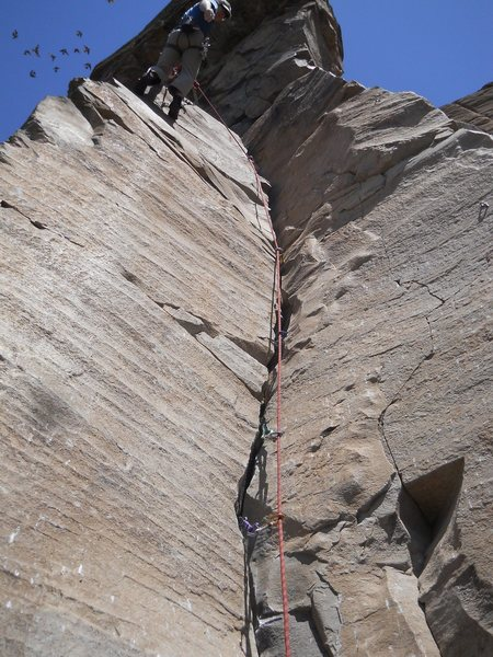 5.9- hands to chains <br> left side of quarry