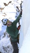 Rock Climbing Photo: Laps in Ouray