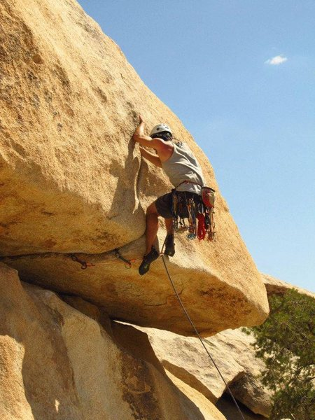 Rock Climbing Photo: Hobbit Roof