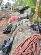 Rock Climbing Photo: attractive