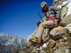 Rock Climbing Photo: Mt. Baldy