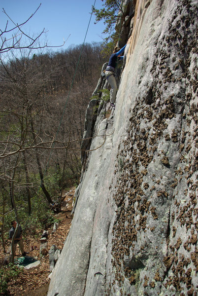 Rock Climbing Photo: BSO from farther out