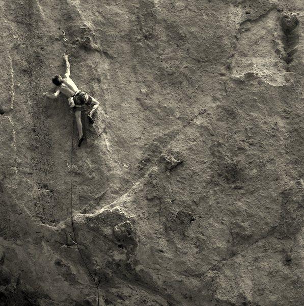 Rock Climbing Photo: Peter Henry Photo