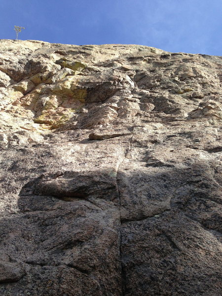 Rock Climbing Photo: Never to Be the Same
