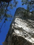 Rock Climbing Photo: Arete at Lantern Hill
