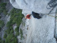 Rock Climbing Photo: NOPE lol