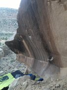 Rock Climbing Photo: I haven't been to this yet, but here's a pic of th...