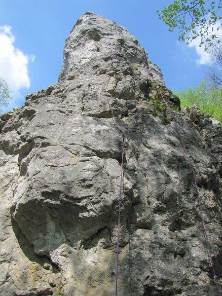 Rock Climbing Photo: Wacholderspitze