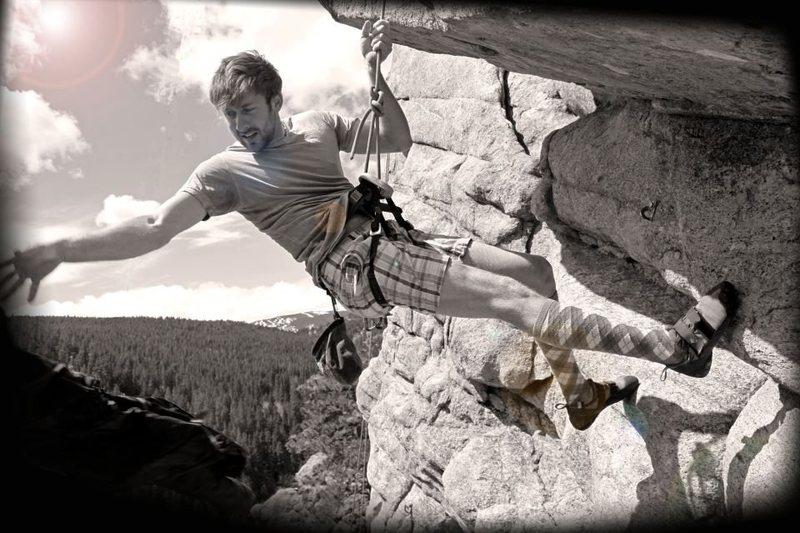 TR'ing in Boulder Canyon