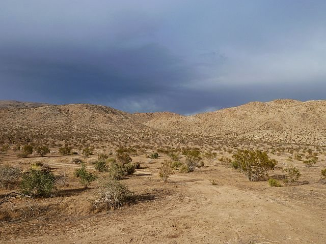 Rock Climbing Photo: High Desert scenery, Apple Valley