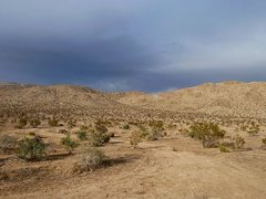 Rock Climbing Photo: High Desert scenery, Apple Valley