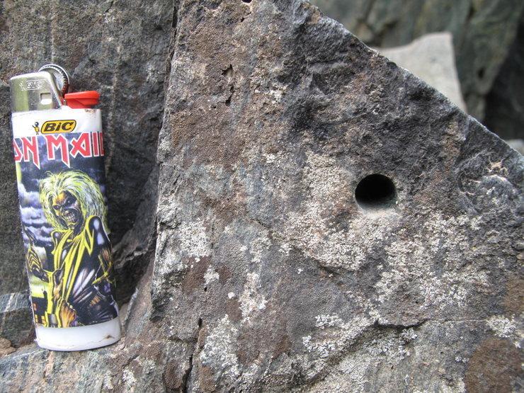 Rock Climbing Photo: bic