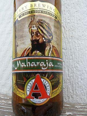 Avery Brewing Co. Maharaja Imperial IPA