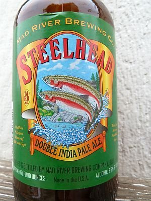 Mad River Brewing Co. Steelhead DIPA