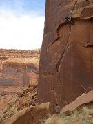 Rock Climbing Photo: hand fist stack.