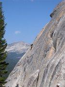 Rock Climbing Photo: Alimony Cracks