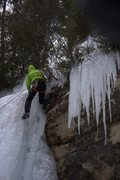 Rock Climbing Photo: Munising, MI Ice Fest 2013