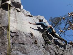 Rock Climbing Photo: Devils Lake