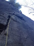 Rock Climbing Photo: N.C.C.C. is a joy and a half.
