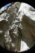 Rock Climbing Photo: Gnarly start