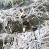 Awesome climbing