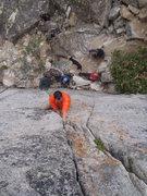 Rock Climbing Photo: More fingers
