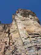 Rock Climbing Photo: Long!