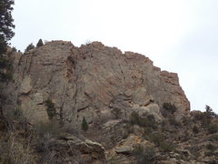 Rock Climbing Photo: Beer Belly