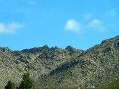Rock Climbing Photo: Fairview Mountain, Apple Valley Area