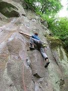 Rock Climbing Photo: Chris K. on Short Circuit