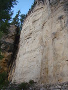 Rock Climbing Photo: The Dojo consists of a short pillar with two punch...
