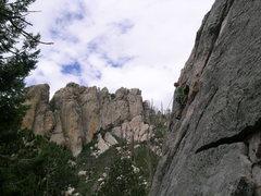 Rock Climbing Photo: Mt. Lemmon July 2012