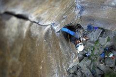 Rock Climbing Photo: killin it