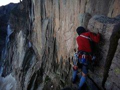 Rock Climbing Photo: Chasm View raps