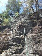 Fun, sustained sharp climb.  Enjoyable.
