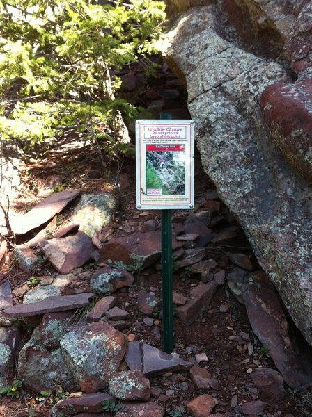 "Rock Climbing Photo: ""Seal Cave"" closure on the scrambling ro..."