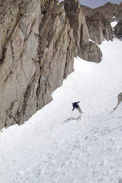 May 2013 Trip Report:<br> http://rjohnasay.blogspot.com/2013/05/pfeifferhorn-n-ridge-55-grade-iii.html