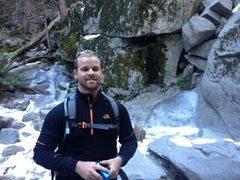 Rock Climbing Photo: heart rock hike