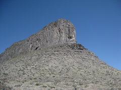 Rock Climbing Photo: Steamboat